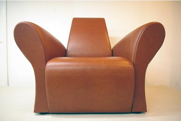 restauration fauteuil club hamache tapissier poitiers