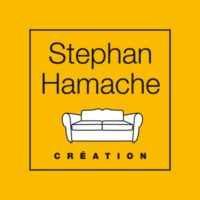 Stephan Hamache creation tapis fauteuil rideau sur mesure poitiers